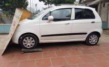 Cần bán lại xe Chevrolet Spark 2009, màu trắng, chính chủ giá cạnh tranh giá 105 triệu tại Thái Nguyên