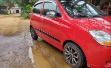 Bán Chevrolet Spark đời 2009, màu đỏ giá cạnh tranh giá 95 triệu tại Thanh Hóa