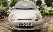 Bán xe Chevrolet Spark sản xuất năm 2011, màu bạc giá 98 triệu tại Thái Nguyên