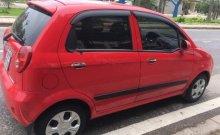 Bán Spark Van 2 chỗ màu đỏ, rất đẹp, Sx 2015, xe nguyên bản giá 150 triệu tại Nghệ An