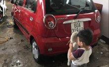 Bán ô tô Chevrolet Spark sản xuất 2009, màu đỏ, nhập khẩu nguyên chiếc giá 125 triệu tại Đồng Nai