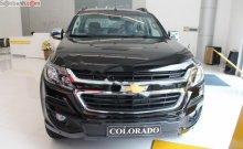 Bán Chevrolet Colorado High Country 2.5L 4x4 AT đời 2019, màu đen, nhập khẩu nguyên chiếc giá 819 triệu tại Tp.HCM