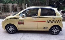 Bán xe Chevrolet Spark sản xuất năm 2009, màu vàng chanh giá 130 triệu tại Quảng Nam