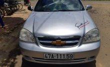 Bán ô tô Chevrolet Lacetti MT đời 2009, màu bạc, nhập khẩu, xe đẹp giá 182 triệu tại Đắk Lắk