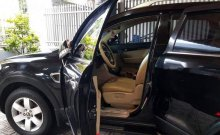 Cần bán xe Chevrolet Captiva sản xuất năm 2008, màu đen, nhập khẩu, odo 118000km giá 290 triệu tại Tp.HCM