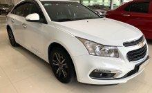 Cần bán Chevrolet Cruze LT 1.6MT 2017, màu trắng, giá 425tr giá 425 triệu tại Tp.HCM