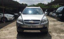 Bán xe Chevrolet Captiva 2.4 MT đời 2008, màu bạc, giá 278tr giá 278 triệu tại Hà Nội