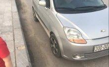 Cần bán lại xe Chevrolet Spark Van đời 2013, màu bạc giá 118 triệu tại Thái Nguyên