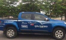 Bán Chevrolet Colorado sản xuất năm 2014, màu xanh lam, xe nhập giá 410 triệu tại Hà Nội