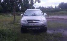Bán Chevrolet Captiva năm 2009, màu bạc giá 320 triệu tại Đắk Nông
