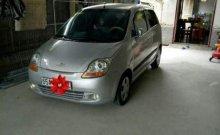 Bán Chevrolet Spark đời 2009, màu bạc, nhập khẩu nguyên chiếc xe gia đình giá 152 triệu tại Hậu Giang