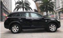 Cần bán Chevrolet Captiva LT đời 2009, màu đen ít sử dụng giá 286 triệu tại Hà Nội