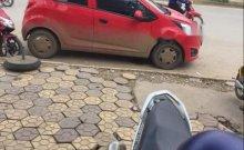 Bán Chevrolet Spark năm 2018, màu đỏ, xe đồ zin bảo dưỡng 1 tháng 1, 2 lần giá 200 triệu tại Thanh Hóa