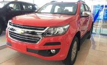 Bán xe Chevrolet Colorado sản xuất 2019, màu đỏ, nhập khẩu nguyên chiếc, giá tốt giá 604 triệu tại BR-Vũng Tàu