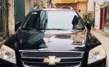 Bán Chevrolet Captiva MT đời 2008, màu đen, xe gia đình  giá 250 triệu tại Hà Nội