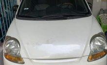 Bán Chevrolet Spark 2009, màu trắng, xe gia đình   giá 98 triệu tại Vĩnh Long