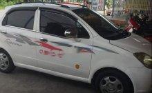 Bán Chevrolet Spark 2009, màu trắng, nhập khẩu, xe đẹp, máy êm, tiết kiệm xăng giá 115 triệu tại Sóc Trăng