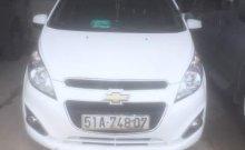 Cần bán gấp Chevrolet Spark sản xuất 2012, màu trắng xe gia đình, giá chỉ 230 triệu giá 230 triệu tại Tp.HCM