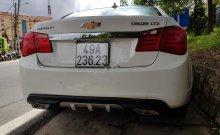 Cần bán lại xe Chevrolet Cruze LTZ 1.8 AT đời 2014, màu trắng, giá 415tr giá 415 triệu tại Lâm Đồng