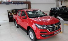 Bán xe Chevrolet Colorado 4x2 AT đời 2019, màu đỏ, nhập khẩu, mới 100% giá 651 triệu tại Bình Dương