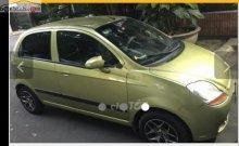 Cần bán xe Chevrolet Spark đời 2009, màu vàng, xe đẹp, máy êm giá 95 triệu tại Hà Nội