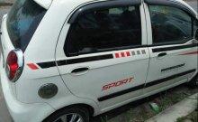 Cần bán Chevrolet Spark sản xuất 2009, màu trắng giá 95 triệu tại Hà Nội
