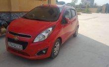 Cần bán xe Chevrolet Spark sản xuất 2015, màu đỏ, 268tr giá 268 triệu tại Thái Bình