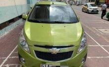 Bán Chevrolet Spark 1.2LT 2012, màu xanh lục, số sàn giá 179 triệu tại Tp.HCM