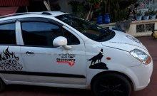 Cần bán gấp Chevrolet Spark 2009, màu trắng giá 83 triệu tại Nam Định