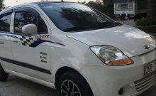 Bán Chevrolet Spark năm sản xuất 2010, màu trắng, chính chủ giá 95 triệu tại Hà Nội