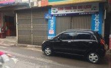 Gia đình bán xe Chevrolet Spark 2009, màu đen  giá 97 triệu tại Hà Nội