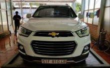 Bán lại xe Chevrolet Captiva 2.4AT năm sản xuất 2016, màu trắng giá 641 triệu tại Tp.HCM