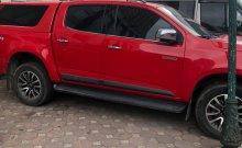 Bán Chevrolet Colorado 4x4 AT full năm 2018, màu đỏ, nhập khẩu nguyên chiếc giá 665 triệu tại Hà Nội