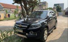 Cần bán Chevrolet Captiva 2010, màu đen, 280tr giá 280 triệu tại Thanh Hóa