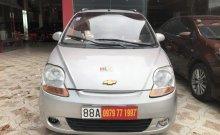 Cần bán xe Chevrolet Spark 5 chỗ năm 2009, màu bạc giá 83 triệu tại Vĩnh Phúc