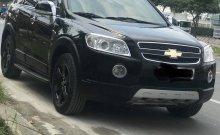 Cần bán xe Chevrolet Captiva 2.4 năm 2007, màu đen, số tự động. Nhập khẩu nguyên chiếc giá 280 triệu tại Kiên Giang