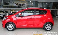 Bán Chevrolet Spark Ltz năm 2015, màu đỏ, tự động giá 258 triệu tại Tp.HCM