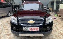 Bán xe Chevrolet Captiva năm sản xuất 2009, màu đen giá 270 triệu tại Vĩnh Phúc