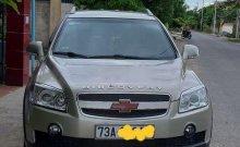 Gia đình bán xe Chevrolet Captiva sản xuất năm 2009, màu vàng, xe nhập giá 295 triệu tại Quảng Bình
