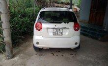 Cần bán Chevrolet Spark đời 2009, màu trắng, giá 100tr giá 100 triệu tại Quảng Bình