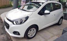 Bán ô tô Chevrolet Spark sản xuất 2018, màu trắng, xe mới zin giá 240 triệu tại Thái Bình