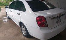 Cần bán Chevrolet Lacetti MT đời 2012, màu trắng, giá 210tr giá 210 triệu tại Bình Dương