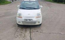 Bán Chevrolet Spark sản xuất 2009, màu trắng, xe tư nhân chính chủ vừa đăng kiểm giá 85 triệu tại Phú Thọ