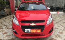 Bán Chevrolet Spark 1.2 sản xuất năm 2016, màu đỏ giá cạnh tranh giá 180 triệu tại Vĩnh Phúc
