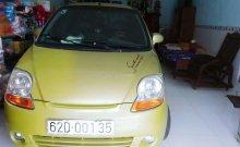 Gia đình bán Chevrolet Spark Van năm 2010, màu vàng chanh giá 110 triệu tại Long An
