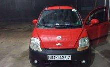 Bán Chevrolet Spark Super năm sản xuất 2009, màu đỏ, máy móc gầm bệ mới bảo dưỡng giá 135 triệu tại Lâm Đồng