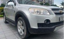 Bán Chevrolet Captiva năm sản xuất 2008, màu bạc, như mới, giá tốt giá 285 triệu tại Hà Nội