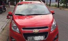 Bán ô tô Chevrolet Spark 1.0 LTZ 2014, màu đỏ, bảo hiểm hai chiều, giá chỉ 235 triệu, bao sang tên giá 235 triệu tại Tp.HCM