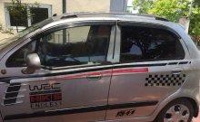 Gia đình bán lại xe Chevrolet Spark đời 2009, màu bạc giá 80 triệu tại Quảng Ninh