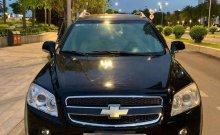 Bán xe Chevrolet Captiva 2.4 LT đời 2007, màu đen, nhập khẩu giá 259 triệu tại Tp.HCM